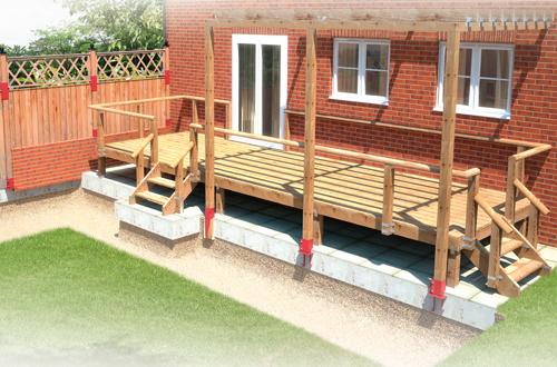 Fencing Decking Amp Garden Bpc Fixings 174 Manufacturer