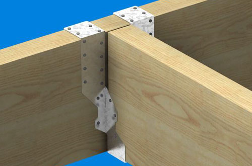 Joist Hanger 50mm Pack of 10