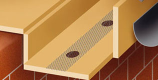 Soffit Vent Insect Mesh