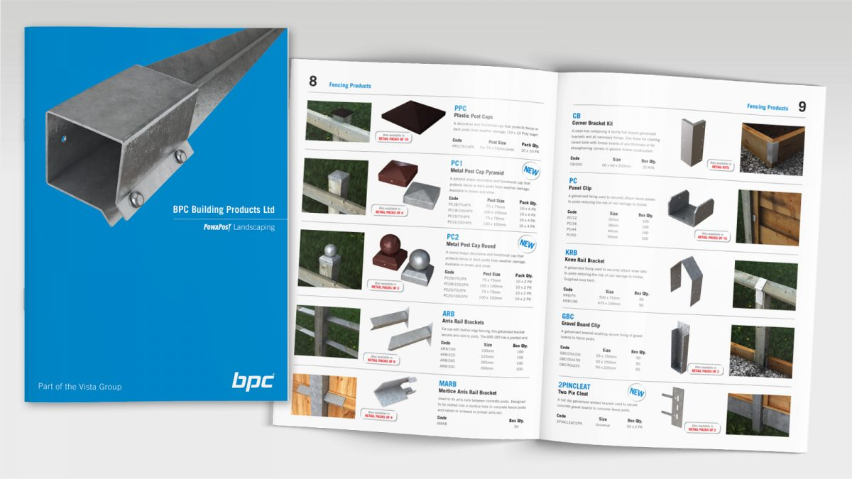 Launch of the New Landscaping Brochure