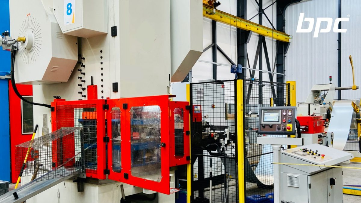 BPC Invest in 3 new state of the art production lines