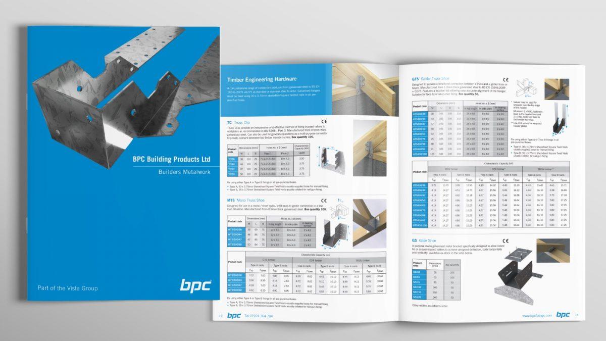 New brochure details extensive builders metalwork range